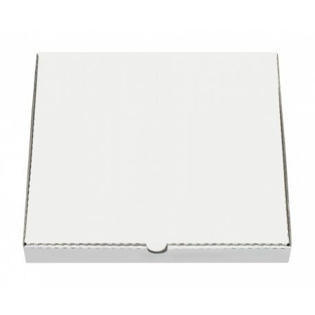 Pizza Krabica 30x30x3cm biely