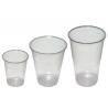 Plastové poháre 0,3l