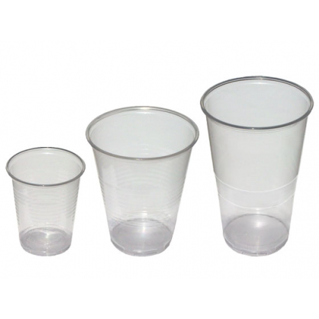 Plastové poháre 0,5l