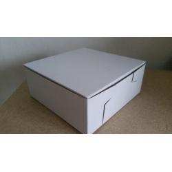 Krabica 20x20x8 cm