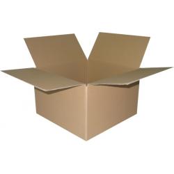 Kartónová krabica 3VVL 400x400x300 cm