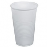 Plastové poháre biele 0,15l