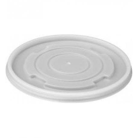 Viečko plastové okrúhle