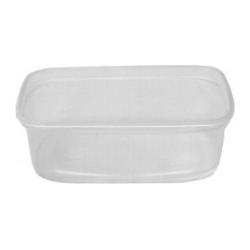 Vanička miska hranatá PP 200ml