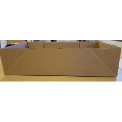 Krabica hneda 530x305x130