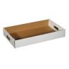 Krabička biela 53x31x8 mm