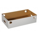 Krabička biela 52x31x4mm