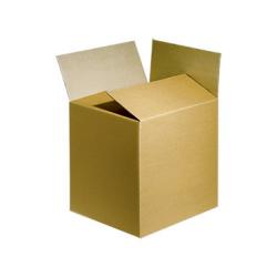 Krabica Klopová Hnedá-230x175x200mm-3 vrstvová
