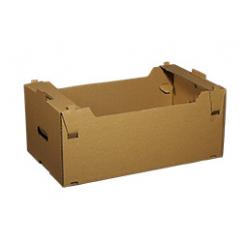 Krabička hnedá54x40x20mm-3 vrstvová