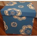 Ozdobná krabica s potlačou 305x305x305mm