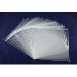 100x100 mm Celofánový sáčok s lepiacim pásikom