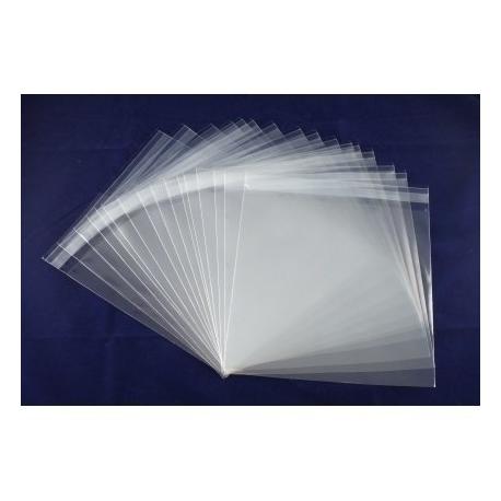 Celofánové sáčky+Lep.pásik 100x140 mm