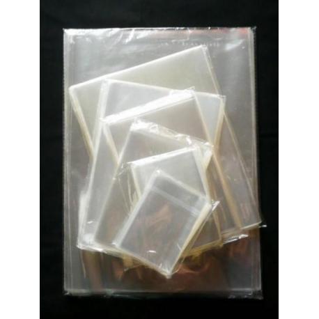 Celofánové sáčky- 170x350 mm