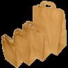 Papierová taška 220x380x100 mm