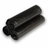 Vrecia na odpadky čierne 90x110cm, 140 l, Typ 60 [25 ks]