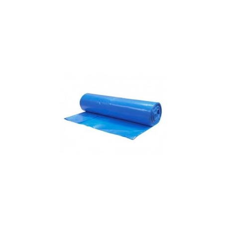 Vrecia na odpadky modré 57,5x100cm, 70 l, Typ 40 [25 ks]