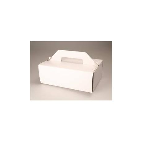 Zákusková krabica s uškom 27x18x10 cm