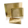 Podnos na TORTU obdlžnik30x400,3 BE zlatá